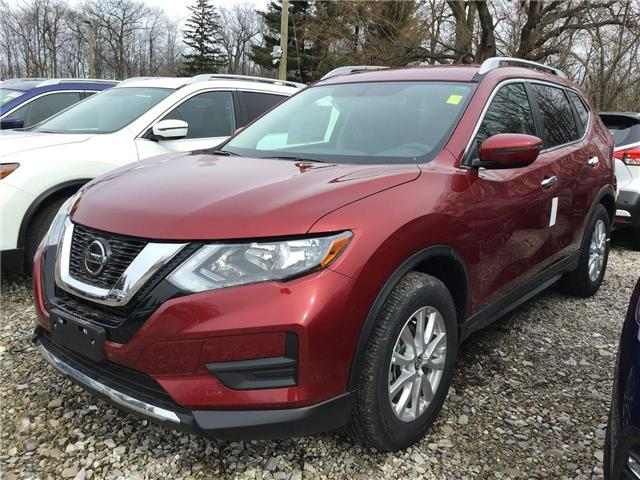 2020 Nissan Rogue S (Stk: A8628) in Hamilton - Image 1 of 4