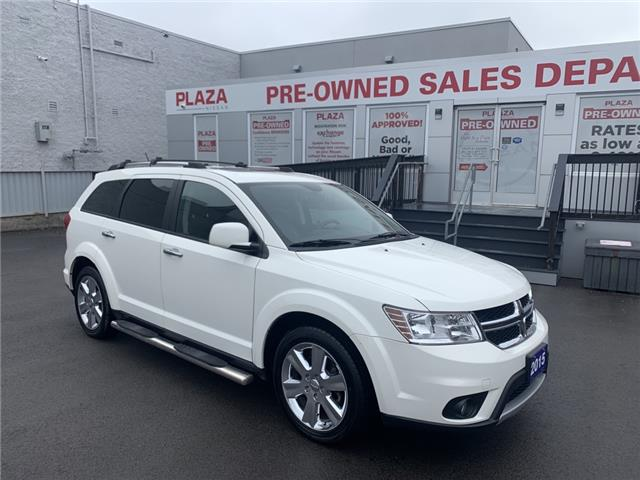 2015 Dodge Journey R/T (Stk: U1893) in Hamilton - Image 1 of 18