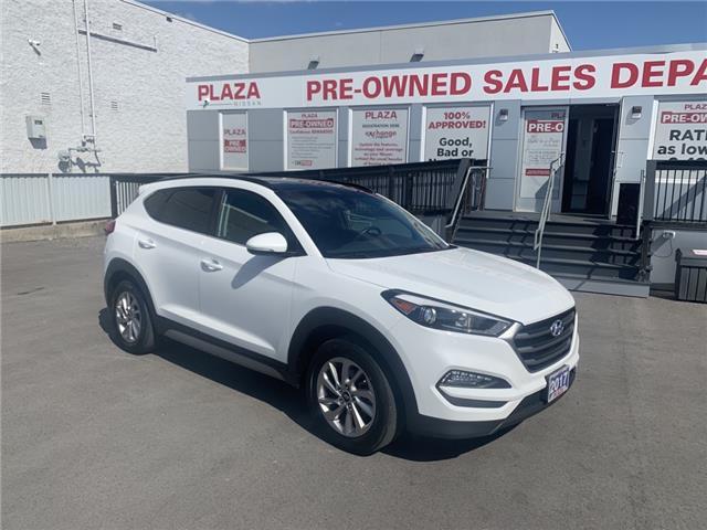 2017 Hyundai Tucson Luxury (Stk: T8838A) in Hamilton - Image 1 of 20