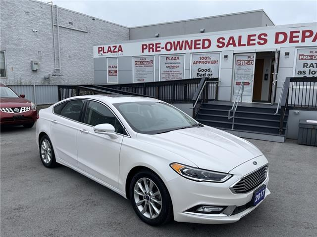 2017 Ford Fusion SE (Stk: T9335) in Hamilton - Image 1 of 20