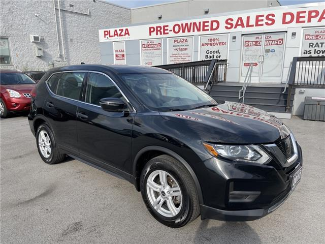 2017 Nissan Rogue S (Stk: U1947A) in Hamilton - Image 1 of 16