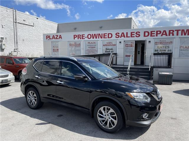 2015 Nissan Rogue SL (Stk: T9394) in Hamilton - Image 1 of 21