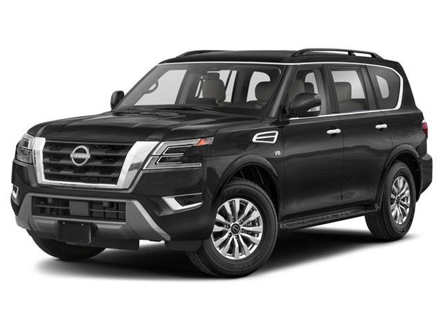 2021 Nissan Armada Platinum (Stk: A9651) in Hamilton - Image 1 of 9