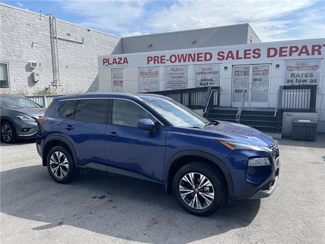 2021 Nissan Rogue SV (Stk: T9625) in Hamilton - Image 1 of 19
