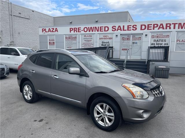 2013 Nissan Rogue S (Stk: U2002A) in Hamilton - Image 1 of 18