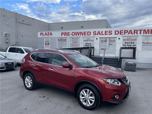 2015 Nissan Rogue SV (Stk: T9681) in Hamilton - Image 1 of 17