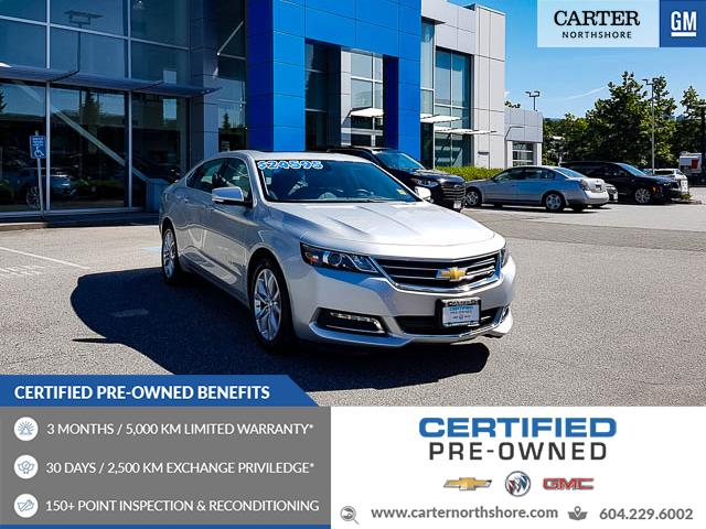 2019 Chevrolet Impala 1LT (Stk: 974040) in North Vancouver - Image 1 of 27