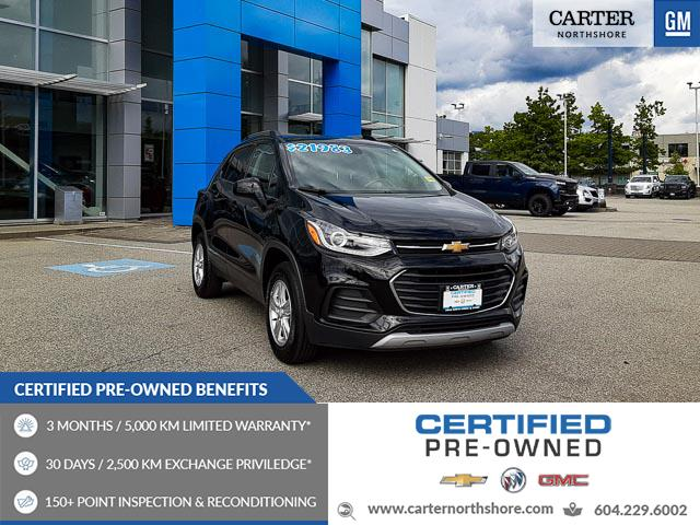2018 Chevrolet Trax LT (Stk: 974100) in North Vancouver - Image 1 of 27