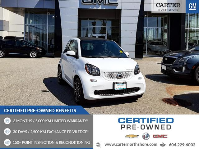 2018 Smart fortwo electric drive Passion (Stk: 974270) in North Vancouver - Image 1 of 25