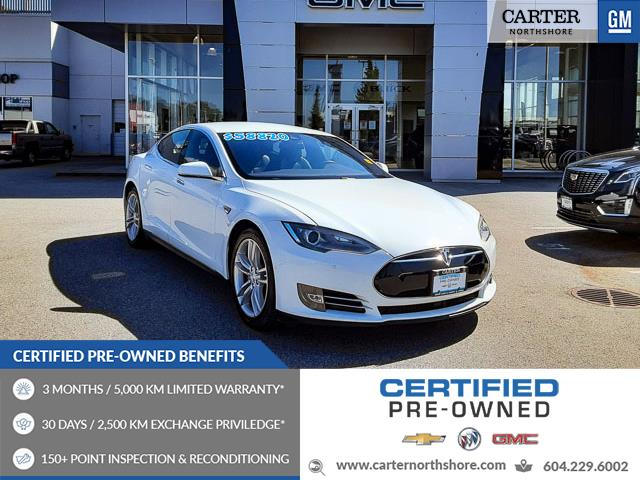 2015 Tesla Model S  (Stk: 974230) in North Vancouver - Image 1 of 26