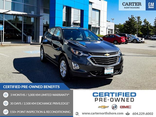2018 Chevrolet Equinox LS (Stk: E67931) in North Vancouver - Image 1 of 27