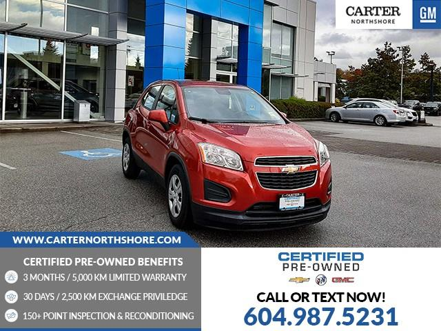 2015 Chevrolet Trax LS (Stk: 9D16951) in North Vancouver - Image 1 of 25