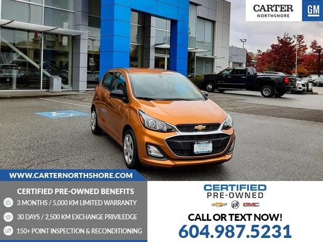 2019 Chevrolet Spark LS CVT (Stk: 9P09742) in North Vancouver - Image 1 of 25