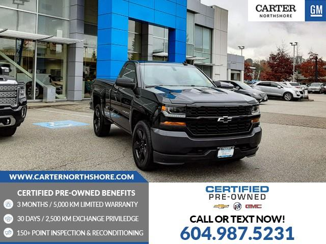 2017 Chevrolet Silverado 1500 WT (Stk: 974610) in North Vancouver - Image 1 of 25