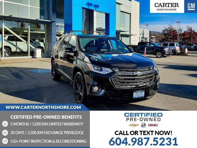 2019 Chevrolet Traverse Premier (Stk: 974710) in North Vancouver - Image 1 of 29