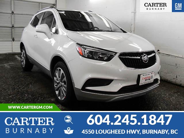 2020 Buick Encore Preferred (Stk: E0-17240) in Burnaby - Image 1 of 12