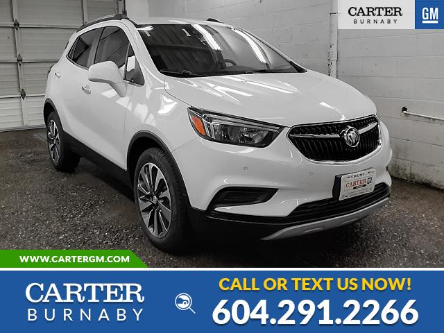 2021 Buick Encore Preferred (Stk: E1-14100) in Burnaby - Image 1 of 13