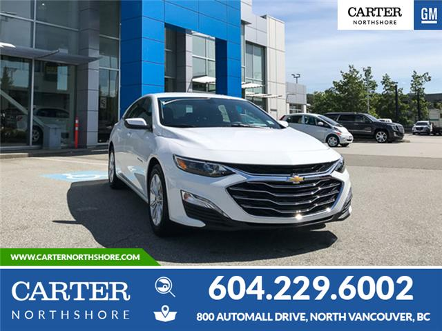 2019 Chevrolet Malibu LT (Stk: 9M50690) in North Vancouver - Image 1 of 13