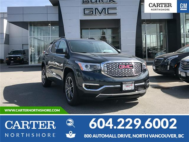 2019 GMC Acadia Denali (Stk: 9A31790) in North Vancouver - Image 1 of 13
