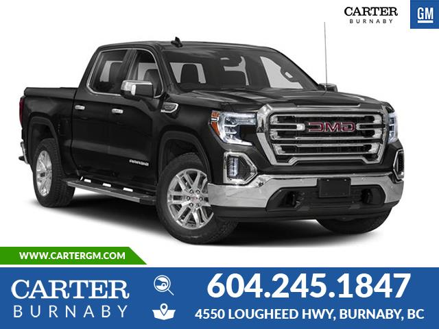 New 2020 GMC Sierra 1500 AT4  - Burnaby - Carter GM Burnaby