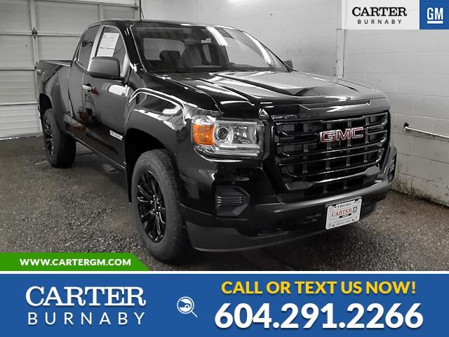 2021 GMC Canyon Elevation Standard (Stk: 81-26360) in Burnaby - Image 1 of 13