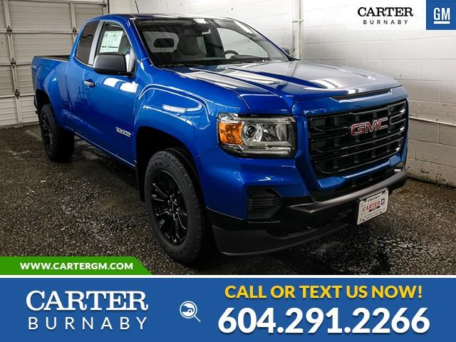 2021 GMC Canyon Elevation Standard (Stk: 81-71660) in Burnaby - Image 1 of 8