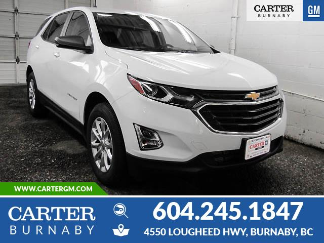 2020 Chevrolet Equinox LS (Stk: Q0-20270) in Burnaby - Image 1 of 13