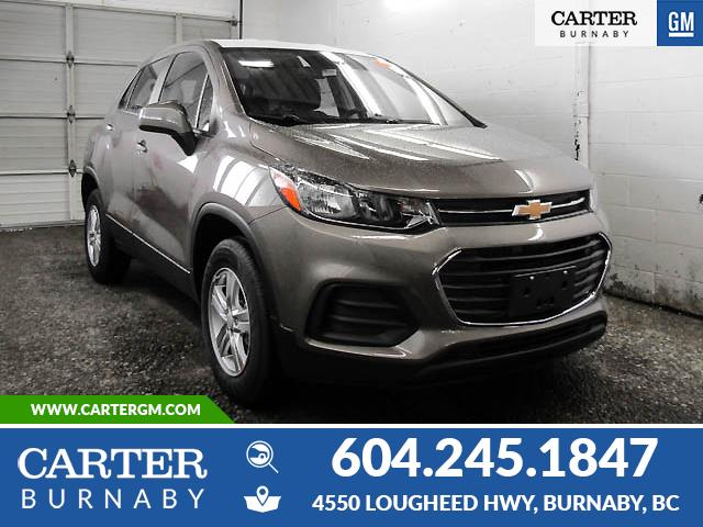 2020 Chevrolet Trax LS (Stk: T0-72800) in Burnaby - Image 1 of 12