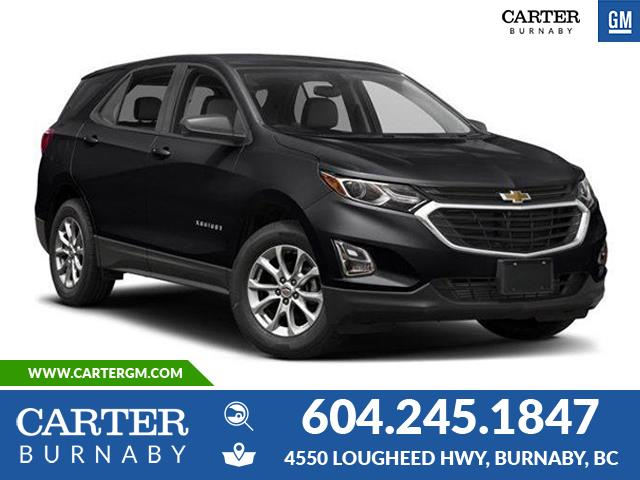 2020 Chevrolet Equinox LT (Stk: Q0-40240) in Burnaby - Image 1 of 2