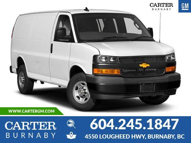 New 2020 Chevrolet Express 2500 Work Van  - Burnaby - Carter GM Burnaby