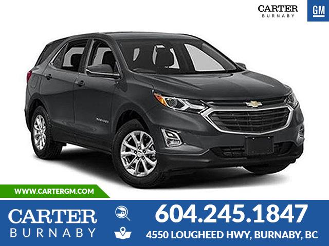 2020 Chevrolet Equinox LS (Stk: Q0-47160) in Burnaby - Image 1 of 2