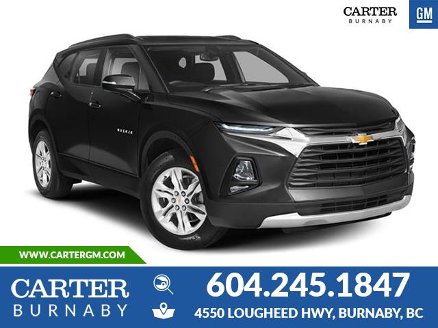New 2020 Chevrolet Blazer True North  - Burnaby - Carter GM Burnaby