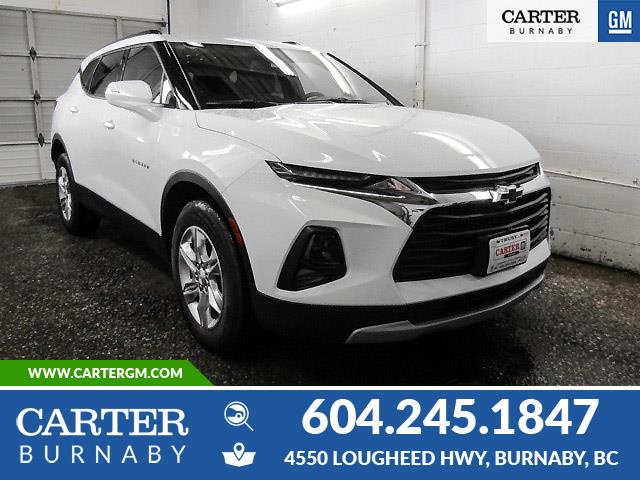 2020 Chevrolet Blazer LT (Stk: Z0-6379T) in Burnaby - Image 1 of 12