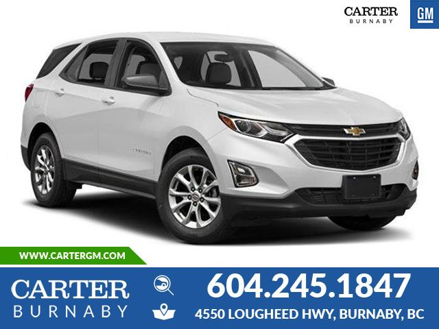 2020 Chevrolet Equinox LT (Stk: Q0-26010) in Burnaby - Image 1 of 2