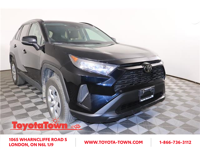 2019 Toyota RAV4 LE (Stk: E2285L) in London - Image 1 of 12