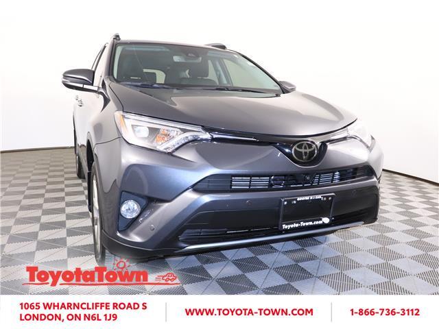 2018 Toyota RAV4 Limited (Stk: U11765) in London - Image 1 of 29