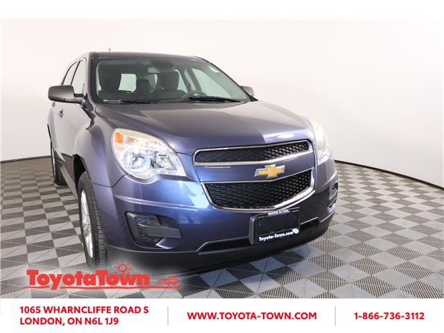 2014 Chevrolet Equinox LS (Stk: E1908A) in London - Image 1 of 29