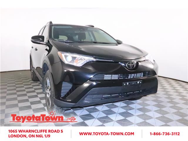 2018 Toyota RAV4 LE (Stk: F0069L) in London - Image 1 of 13