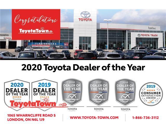 2019 Toyota RAV4 LE (Stk: E2528A) in London - Image 1 of 5