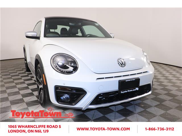 2019 Volkswagen Beetle 2.0 TSI Dune (Stk: U11841) in London - Image 1 of 30