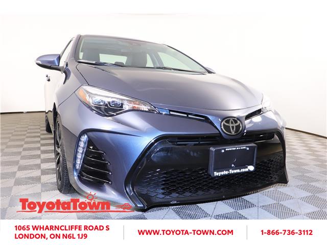 2017 Toyota Corolla SE (Stk: F0179L) in London - Image 1 of 28