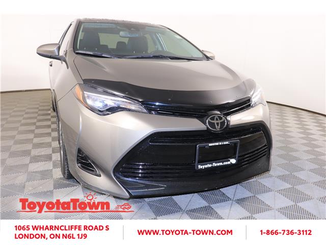 2018 Toyota Corolla LE (Stk: F0132A) in London - Image 1 of 29
