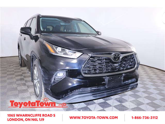 2020 Toyota Highlander Limited (Stk: U11872) in London - Image 1 of 26