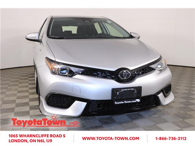 2017 Toyota Corolla iM Base (Stk: E2548L) in London - Image 1 of 30