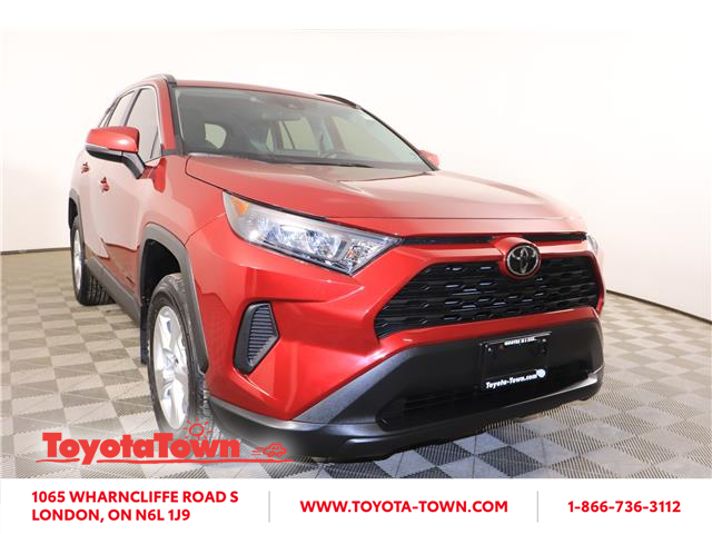 2019 Toyota RAV4 LE (Stk: F0285L) in London - Image 1 of 30