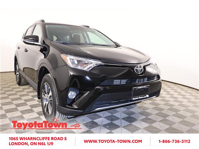 2016 Toyota RAV4 XLE (Stk: F0303L) in London - Image 1 of 30