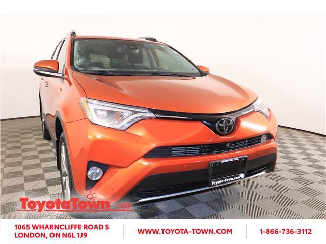 2016 Toyota RAV4 Limited (Stk: F0319L) in London - Image 1 of 28