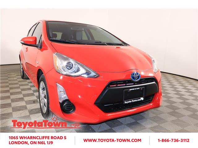 2015 Toyota Prius C Base (Stk: F0242L) in London - Image 1 of 28