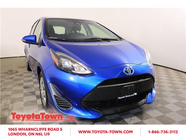 2019 Toyota Prius C Upgrade (Stk: F0308L) in London - Image 1 of 14