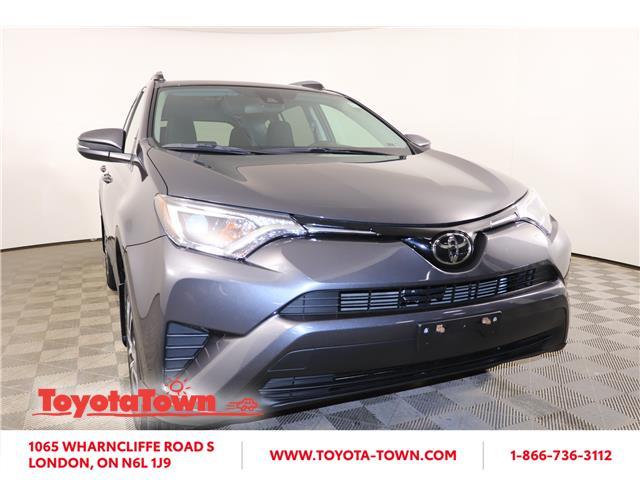2017 Toyota RAV4 LE (Stk: F0214L) in London - Image 1 of 23